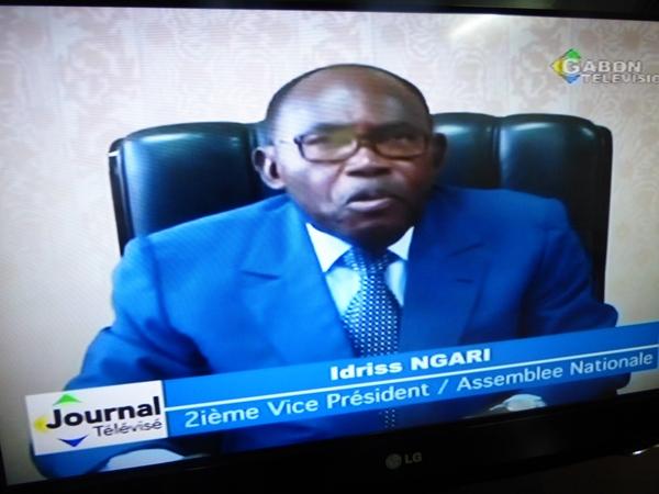Idriss Ngari assume ses propos et réaffirme son attachement au PDG