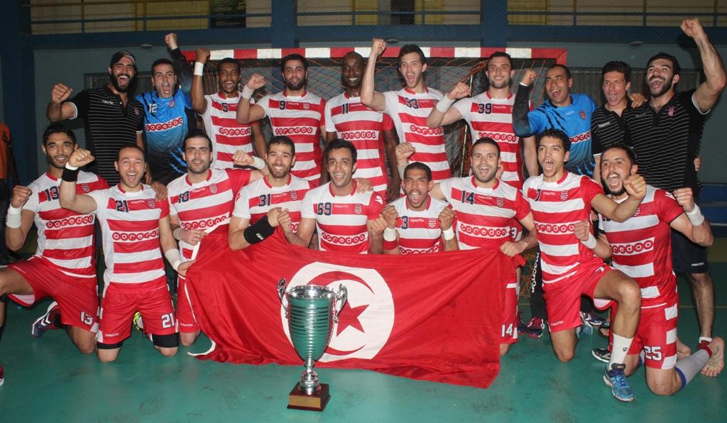 Handball: le Club Africain de Tunis et Primero de Agosto remportent la super coupe à Libreville