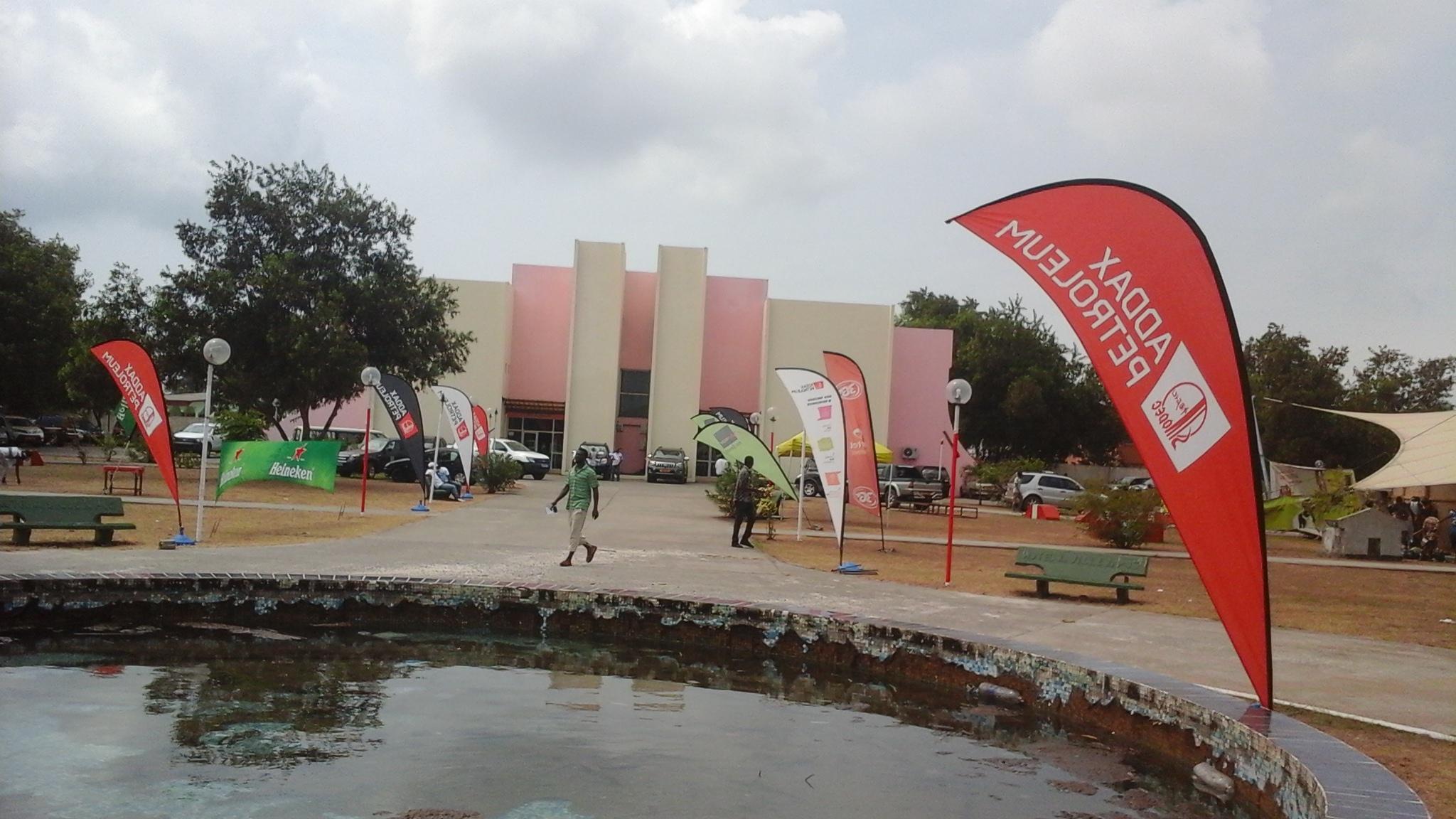 Le Festival se déroule à la foire de Port Gentil  @ Gabonactu.com