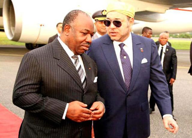 Mohammed VIroiduMarocattendu à Libreville jeudi