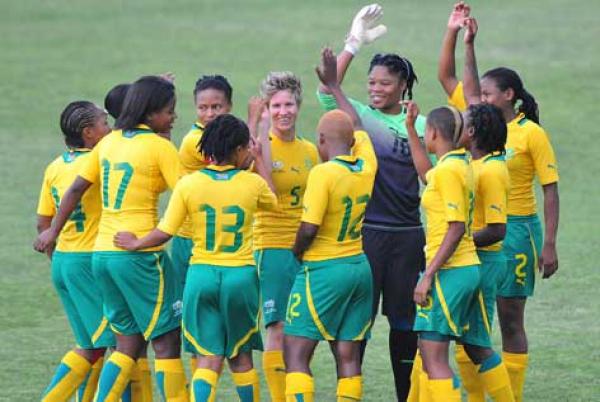 Eliminatoires jeux olympiques : les gabonaises corrigées à Johannesburg (0-5)