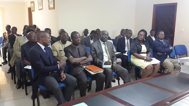 Élections partielles du 8 août prochain : Les membres des commissions électorales doivent éviter d'être défaillants (président de la CENAP)