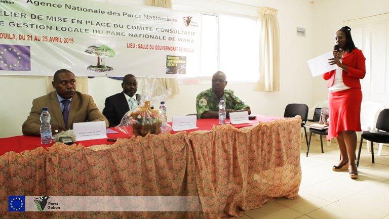 Bientôt la mise en place des Comités consultatifs de gestion locale des parcs nationaux du Tridom et du Chaillu