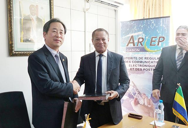 La Corée fait un don d'ordinateurs pour mieux organiser le Colloque mondial des régulateurs de télécommunications