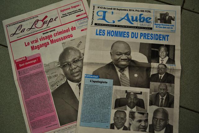 Ali Bongo retire sa plainte contre le journal L'aube