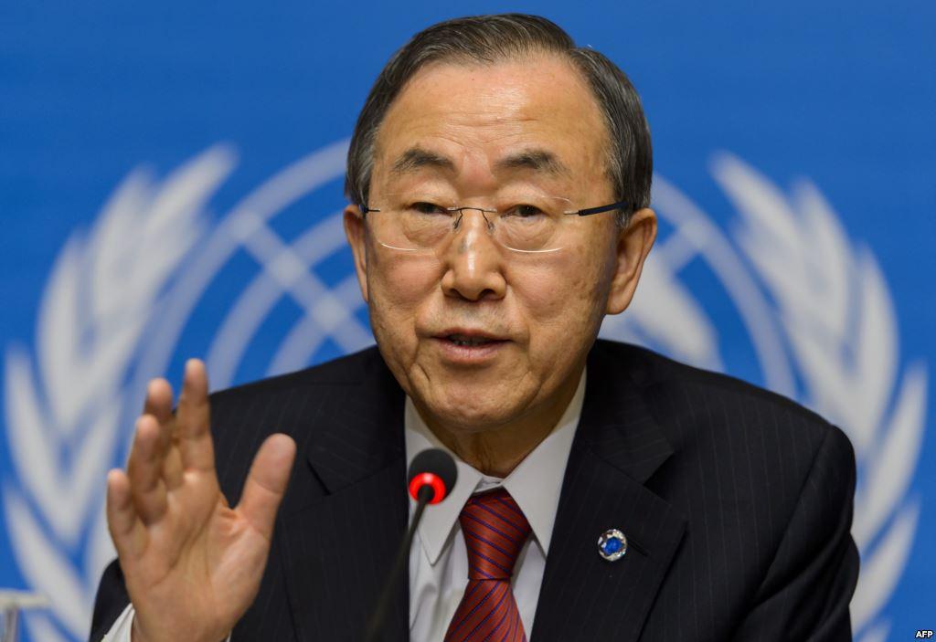 M. Ban Ki-moon lance un appel pour le renforcement des capacités de l'UNOCA