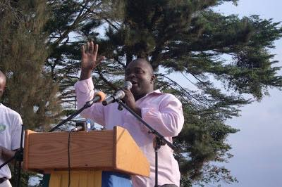 Kombé Lekambo de son vivant @ Jean Pierre Rougou