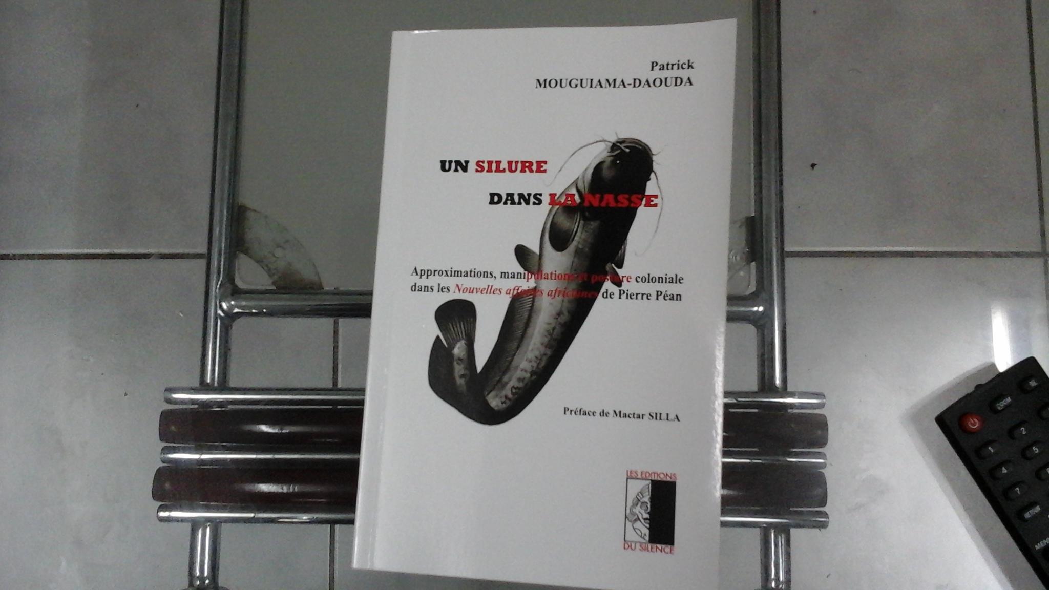 Un nouveau livre gabonais massacre le français Pierre Péan