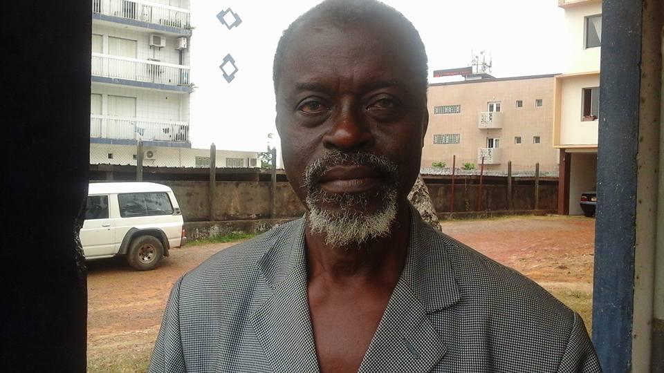 L'opposant Mouang Mbadinga demande un dialogue inclusif et sans tabou