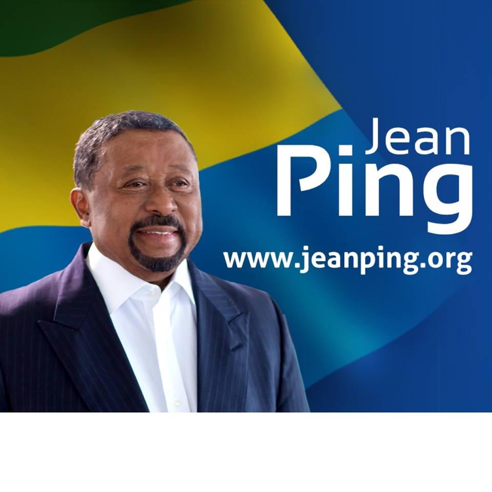 Jean Ping se taille un site web pour sa marche vers le pouvoir