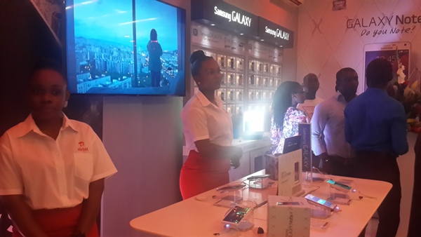 Airtel inaugure un nouveau un shop VIP à Libreville