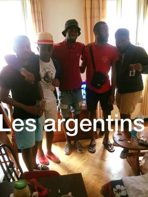 «Je vais en Argentine», selon Bruno Ben Moubamba