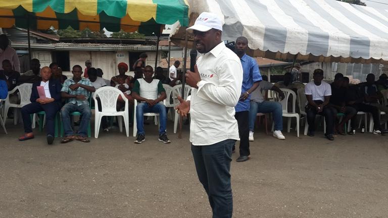 Des amis d'Ali Bongo organisent une causerie citoyenne à Cocotier