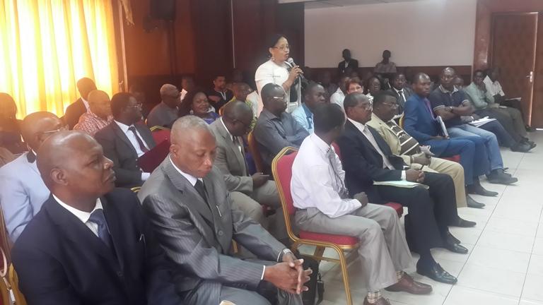 intervention du PDG les neuf provinces