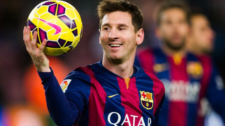 Lionel Messi à Port-Gentil pour la 1ère pierre du futur stade de la ville