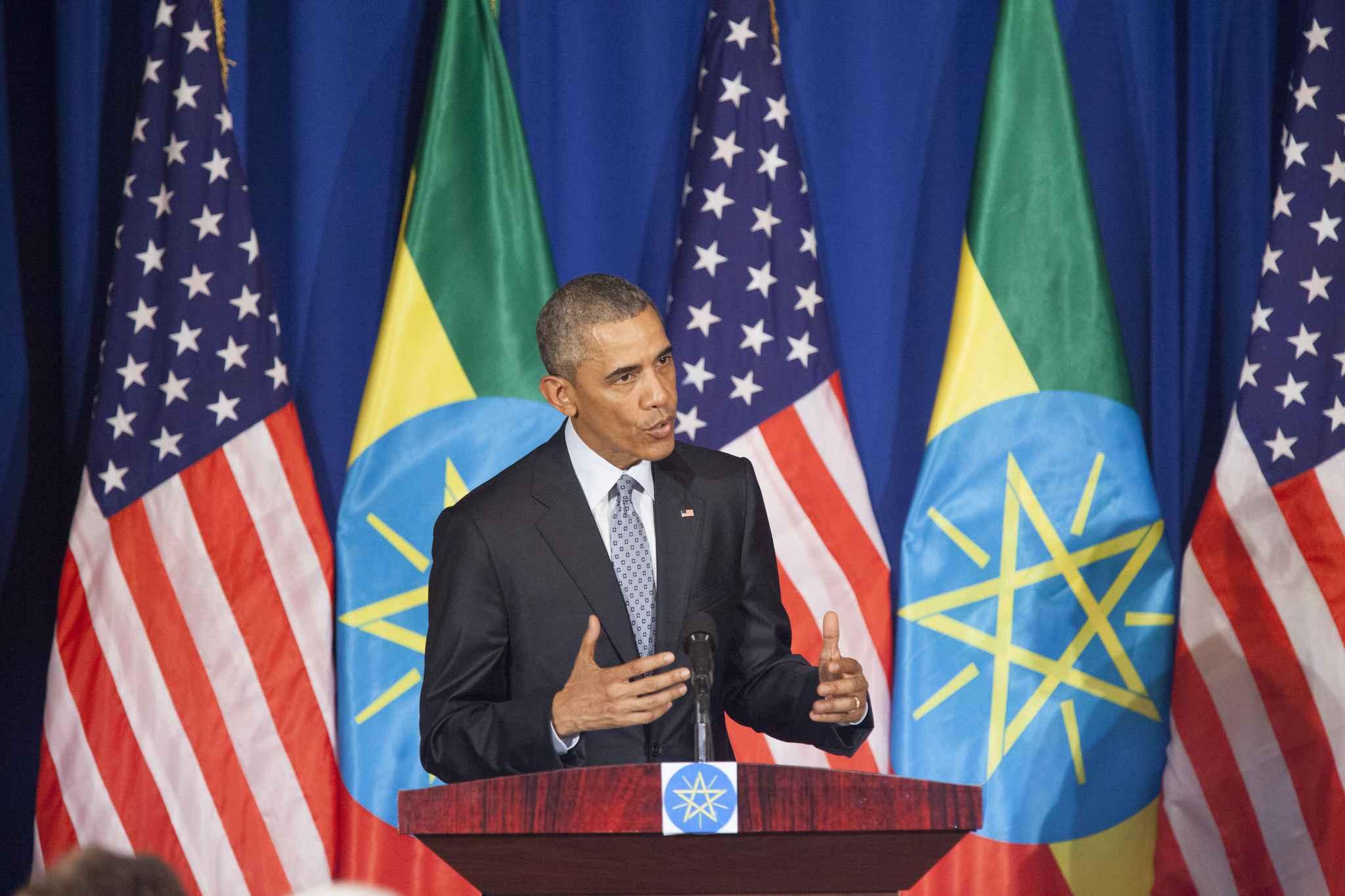 Obama tartine les « dictateurs » africains qui s'accrochent au pouvoir