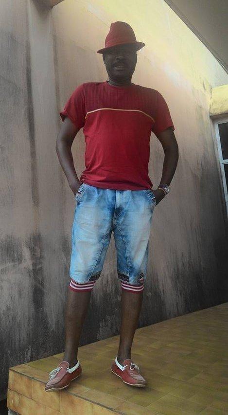 La star gabonais Régis Massimba, un des précurseurs de la campagne@Regis Massimba (Facebook)