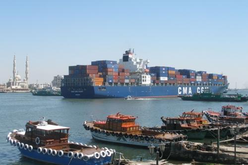 Ali Bongo est rentré dans la belle et glorieuse histoire du Canal de Suez
