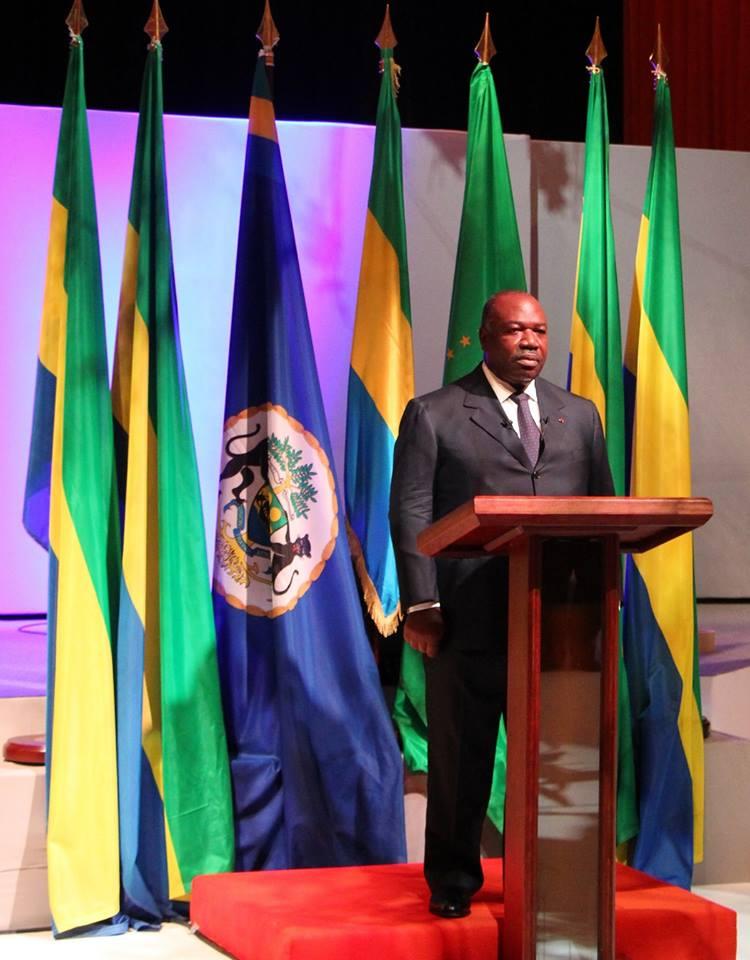 Discours à la nation d'Ali Bongo Ondimba à l'occasion du 55ème anniversaire de l'indépendance du Gabon (Intégralité)