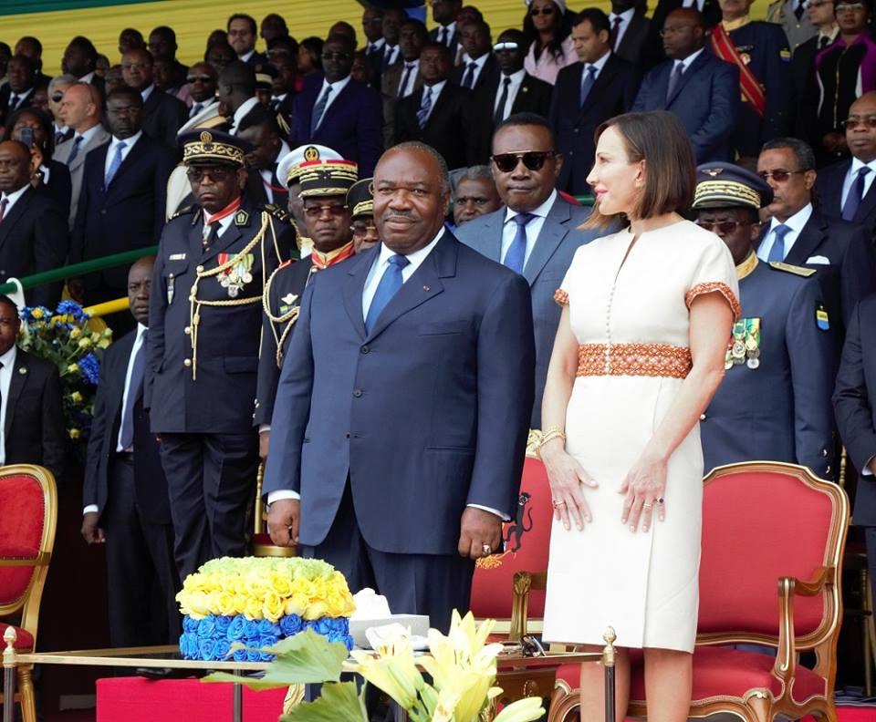 Ali Bongo dit avoir consulté son épouse avant d'annoncer la cession de leur part d'héritage d'Omar Bongo @ Facebook Ali Bongo Ondimba