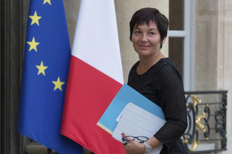 Annick Girardin, ministre déléguée auprès du ministre des Affaires étrangères, chargée de la Francophonie @ Lemonde.fr