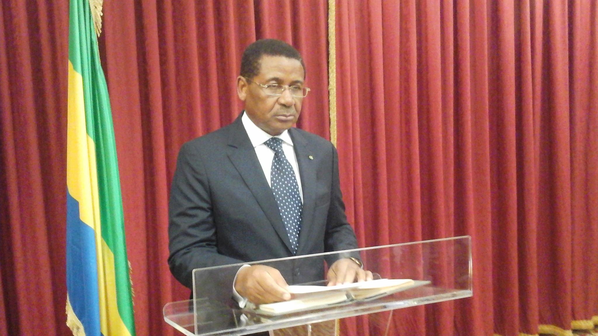 Liste complète du nouveau gouvernement gabonais