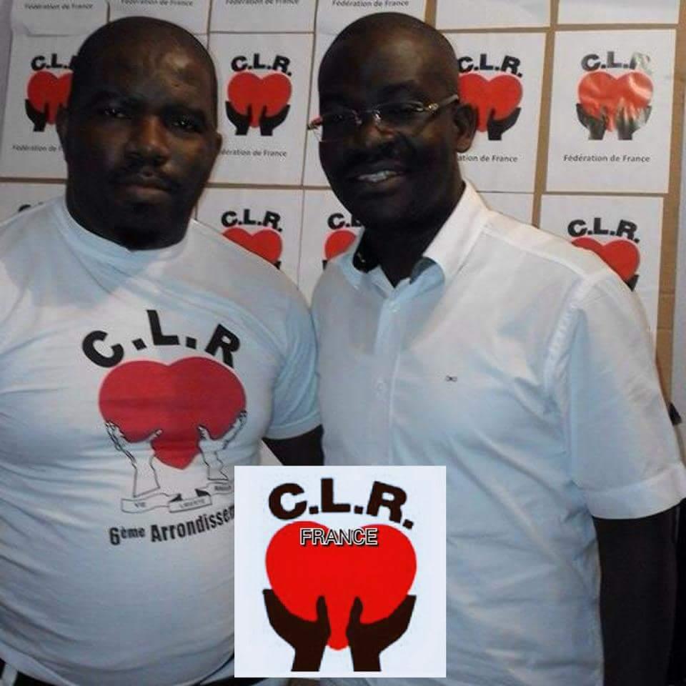 Le CLR a fait sa rentrée politique à Orléans par un merci à Ali Bongo