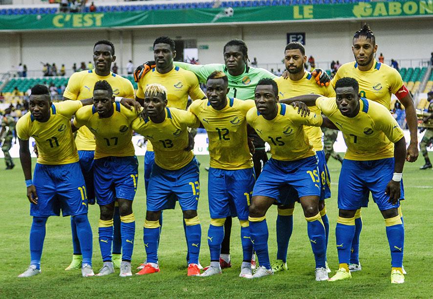 Le Gabon réussi un exploit contre la Zambie à Lusaka (1-1)