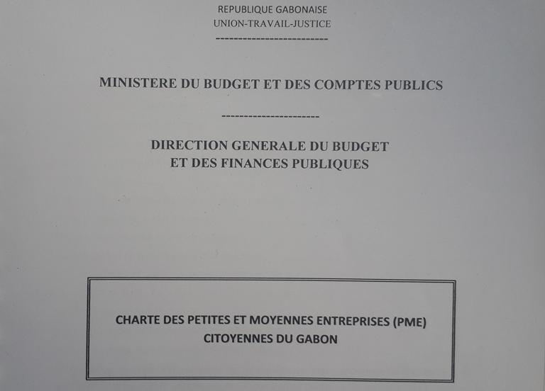 Une Charte pour les PME gabonaises : passage obligatoire pour bénéficier des marchés de l'Etat