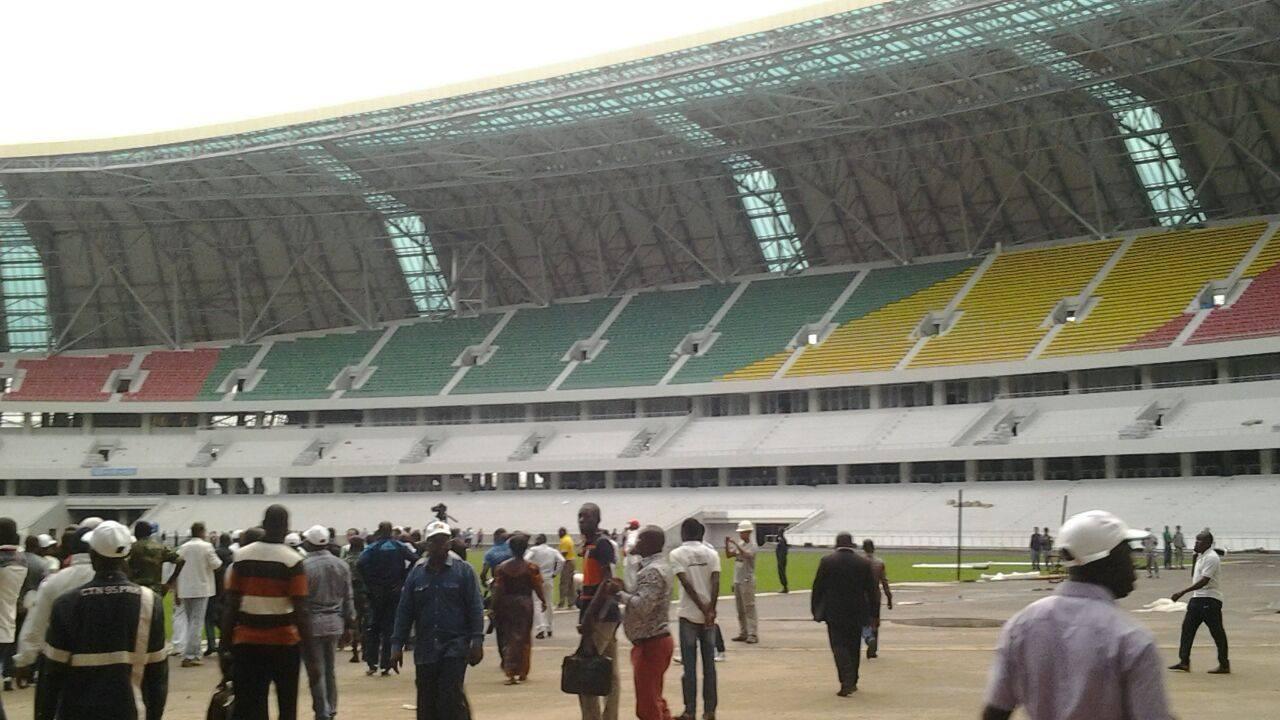 Les gabonais à l'assaut des médailles aux jeux africains de Brazzaville