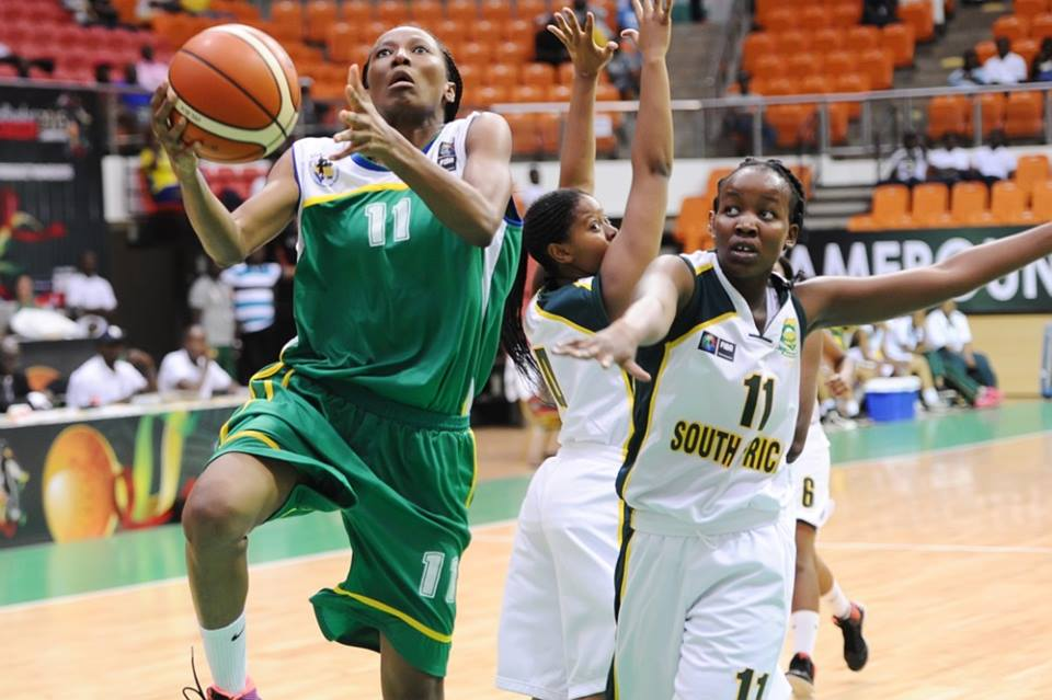 Afrobasket-feminin: le Gabon bat l'Afrique dusud 71-42