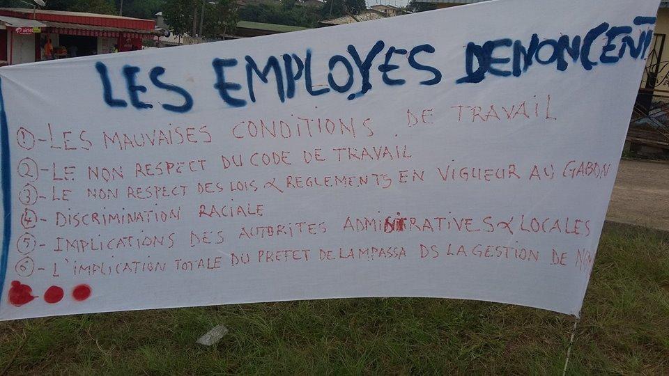 111 ouvriers bataillent pour éviter un licenciement collectif à Franceville