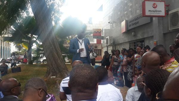 L'UGB paralysée par une grève générale
