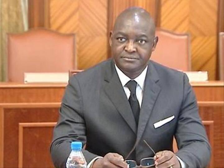 Serge Maurice Mabiala au gnouf, ses amis dénoncent un règlement de comptes