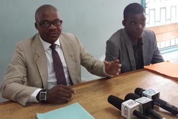 Le bureau du mouvement qui redonne l'espoir à ces oubliés @ Gabonactu.com