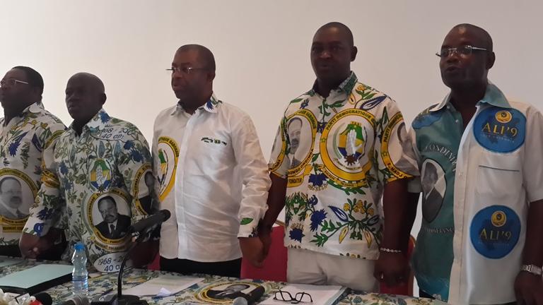 Serge Maurice Mabiala écroué à sans famille, Boukoubi soupçonne une justice à la solde de l'opposition