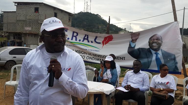 M. Ondoumba dit non à la manipulation des jeunes @ Gabonactu.com