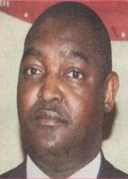 Serge Maurice Mabiala médite son sort à sans famille @ DR