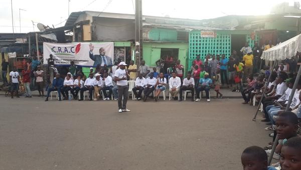 Le CRAC  dénonce une campagne de  dénigrement contre Maixent  Accombessi