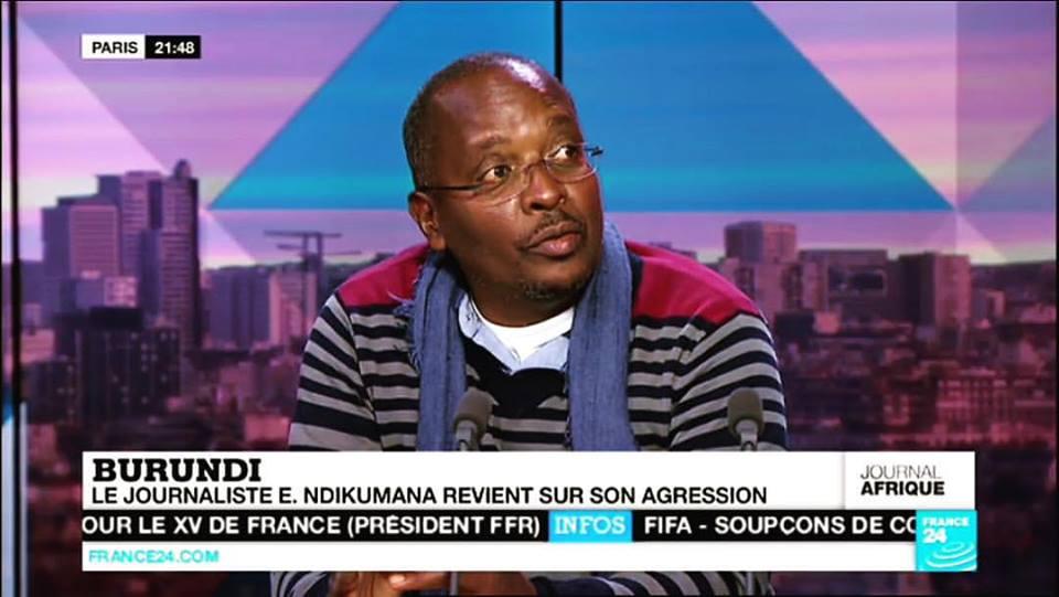 Burundi : RFI et l'AFP portent plainte pour les tortures infligées à leur correspondant