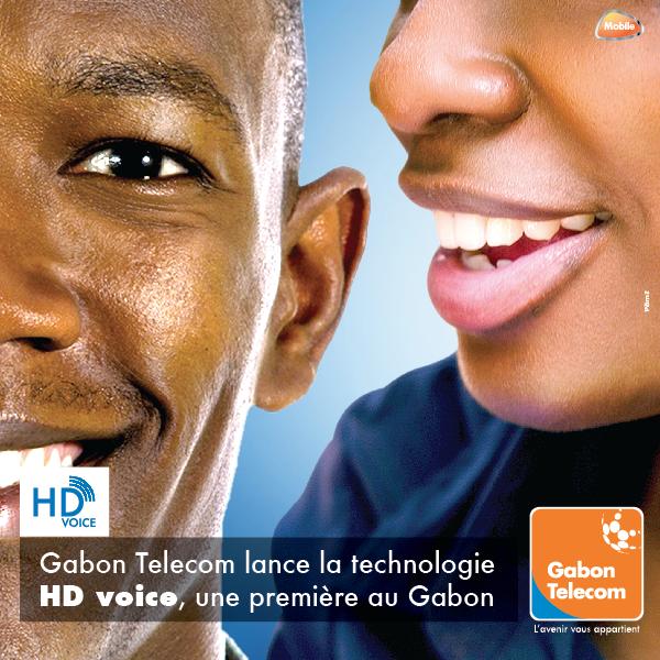 Gabon Telecom lance la technologie HD voice