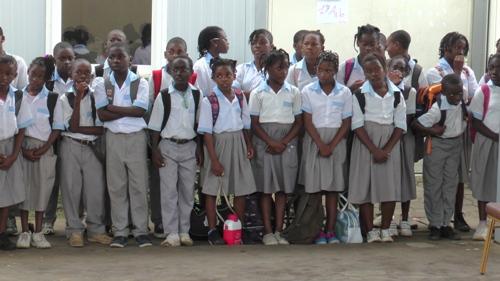 Rentrée scolaire timide et paisible au Gabon