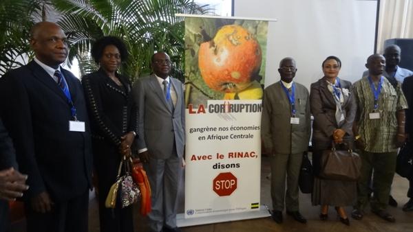 La CEEAC créée son réseau anti-corruption