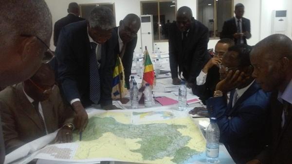 Litiges frontaliers entre Libreville et Brazzaville, voici les zones litigieuses