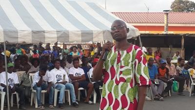 On ne votera pas si nos doléances ne sont pas satisfaites, a déclaré ce notable de Belle vue 2 @ Gabonactu.com