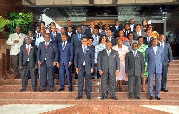 Ali Bongo Ondimba et son équipe doivent doubler de génie en 2016, année électorale @ DCP