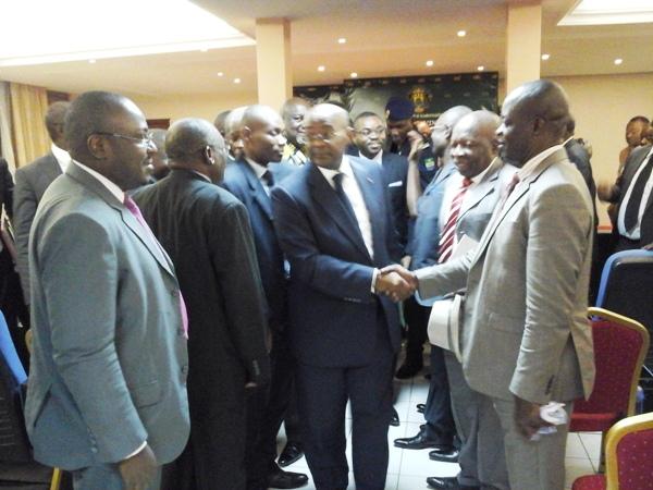 L'opposition et le pouvoir préparent la révision de la liste électorale pour 2016