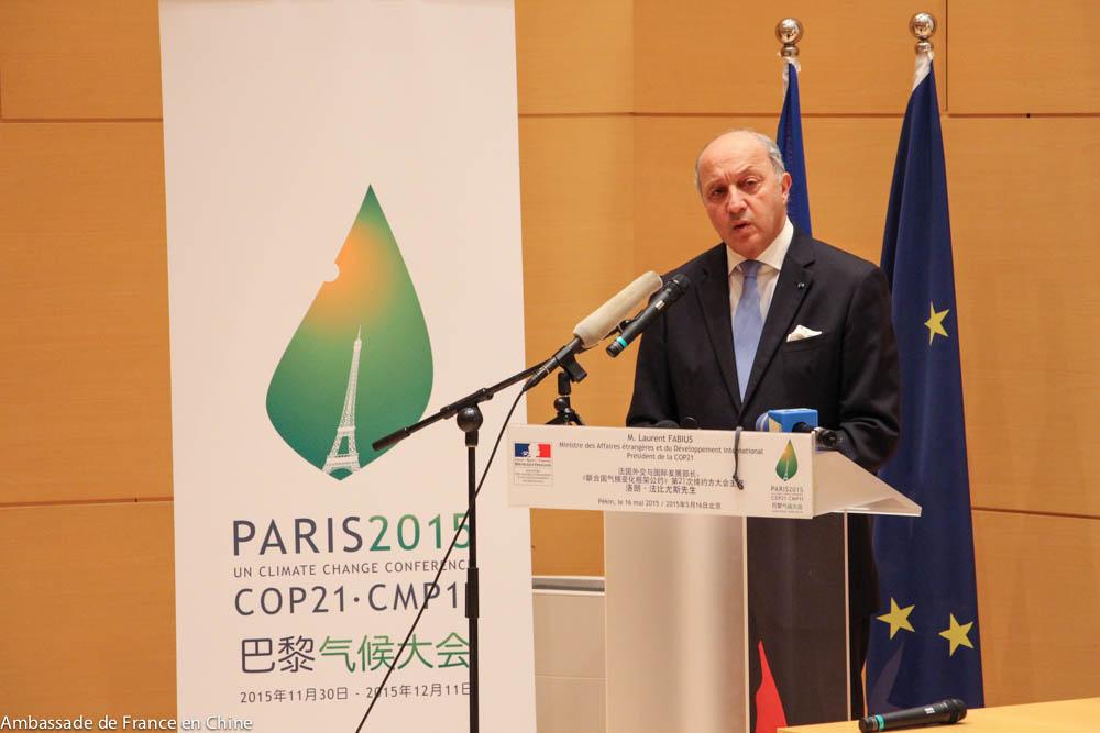 COP 21 : Paris optimiste sur une réduction du réchauffement de la planète