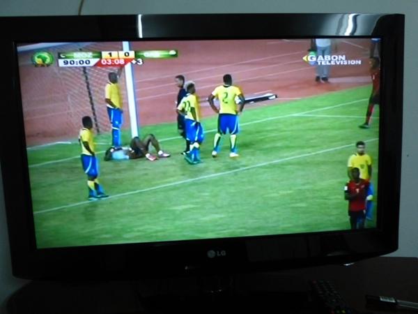 Le Gabon battu (0-1) à Maputo, match retour à Libreville