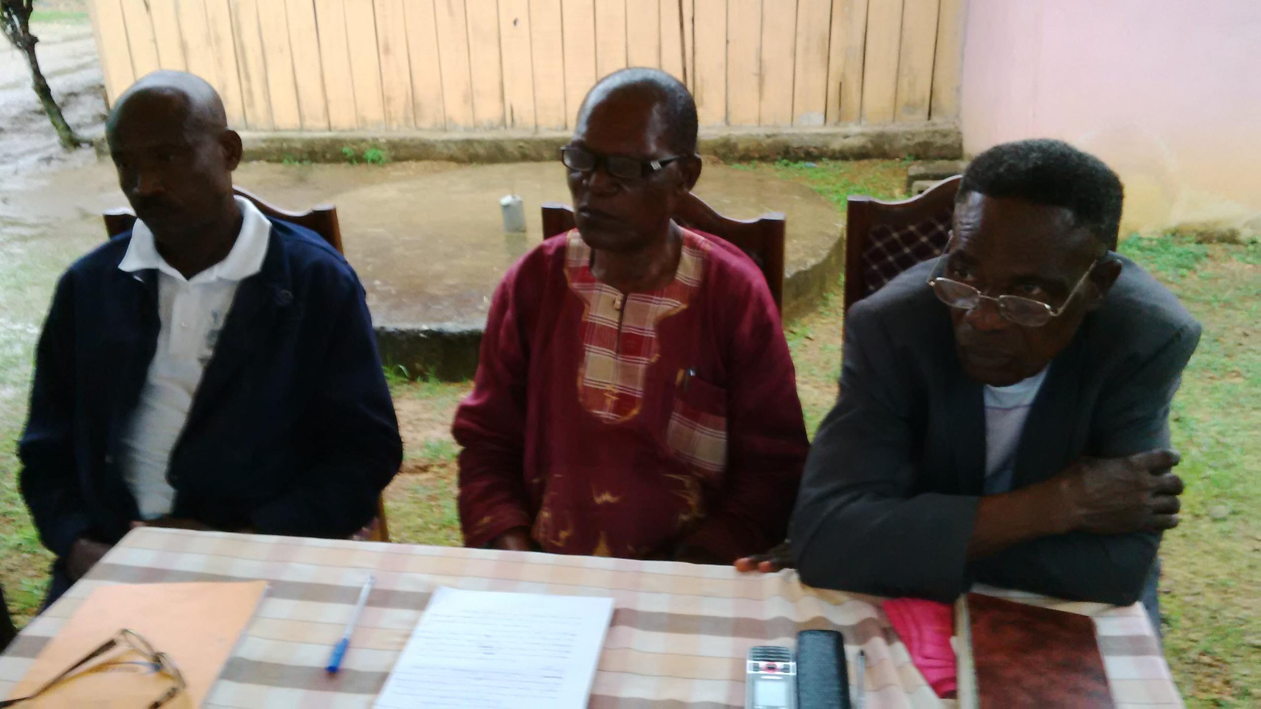 Les Apindzis dénoncent le comportement  tyrannique  de Maganga Moussavou
